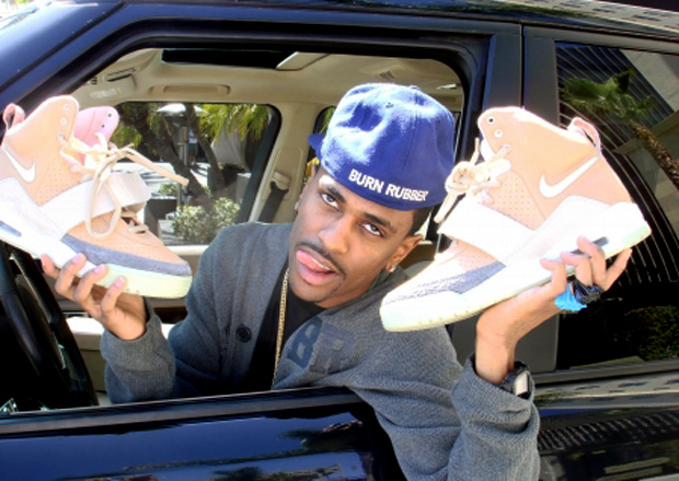 The adidas YEEZi is Better Than The Nike Air Yeezy 2 Says Big Sean