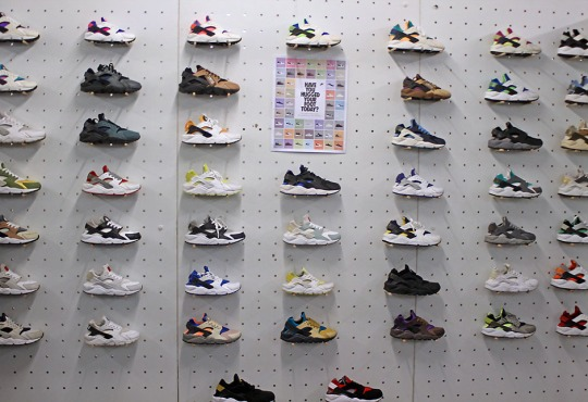 The Biggest Sneaker Event in the UK Went Down This Weekend