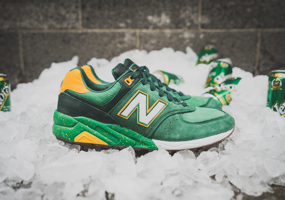 distorsionar mostrador patio  Burn Rubber x New Balance 572