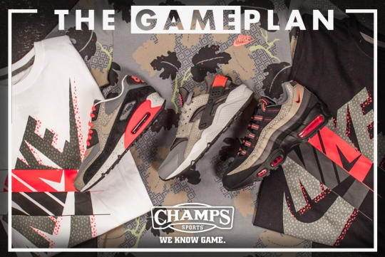The Game Plan by Champs Sports: Nike Sportswear Bamboo Pack