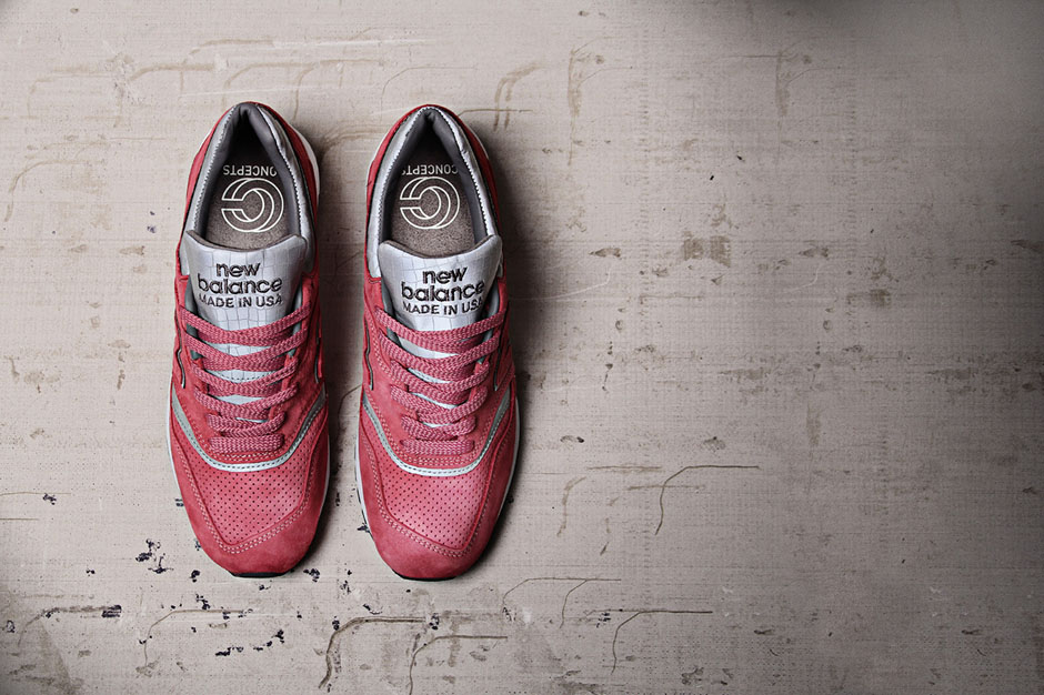 new balance rose retail