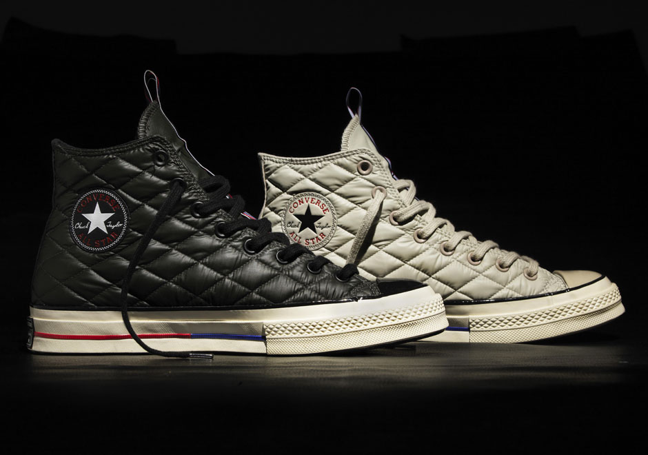 a672eb38b707 Chuck Taylors in winter  The idea seemed preposterous when the sneaker was  first introduced – almost as crazy as actually wearing them as a basketball  ...