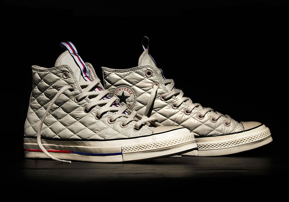 d22a6a8c8180 Converse Chuck Taylors Get Ready For Winter With Down Lining -  SneakerNews.com