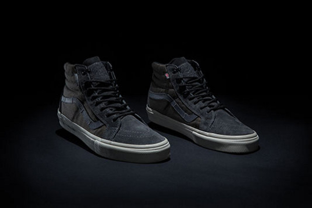 2760b95a7e5 Take a look at the latest from DEFCON and Vans Syndicate below and pick up  a pair on November 15th at select Vans retailers.