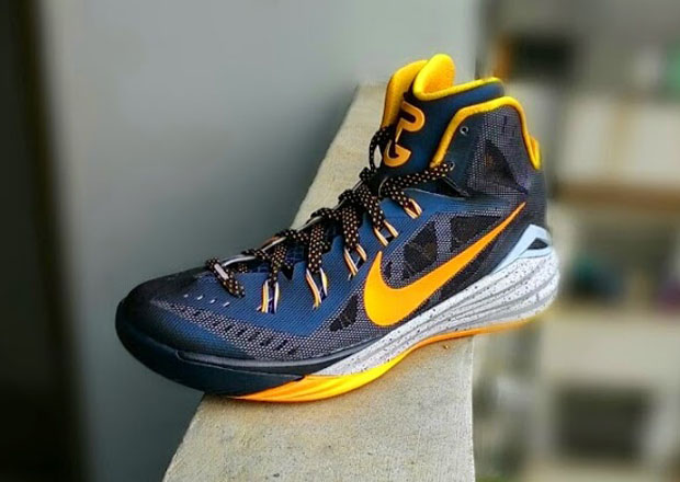 nike hyperdunk 2014 quotpaul george pequot detailed look