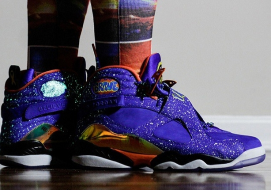 Air Jordan 8 Doernbecher - SneakerNews.com