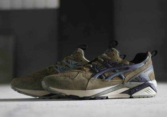 Foot Patrol x Asics Gel Kayano Trainer