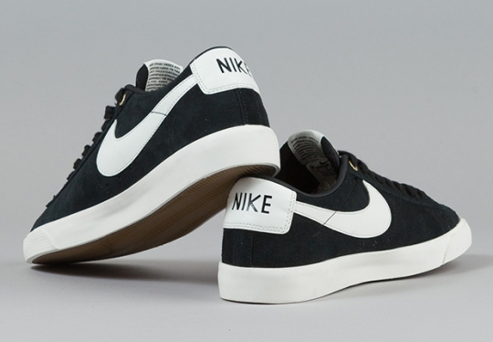 Grant Taylor x Nike SB Blazer Low GT – Black