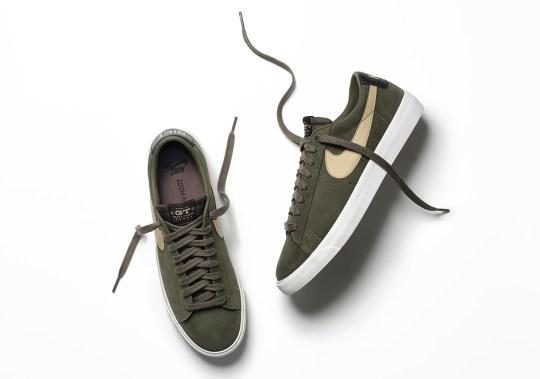 Grant Taylor x Nike SB Blazer Low GT – Release Date