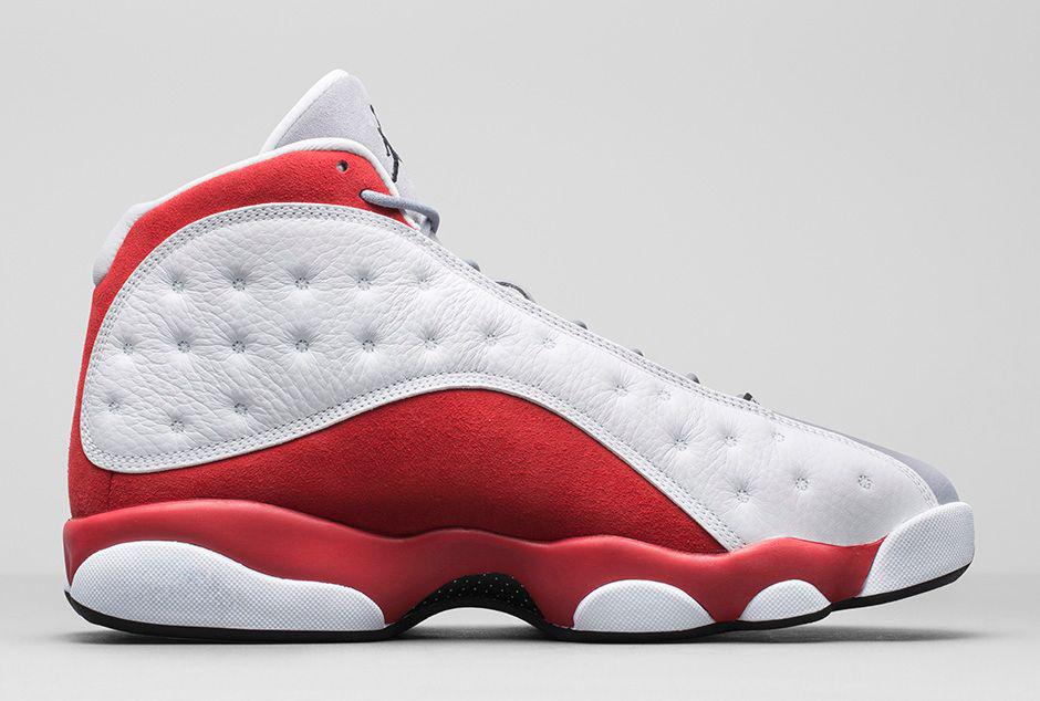 Air Jordan 13 Quot Grey Toe Quot Nikestore Release Info