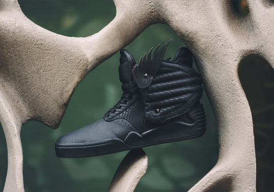 "The Hunger Games x Supra Skytop IV ""District 13"""