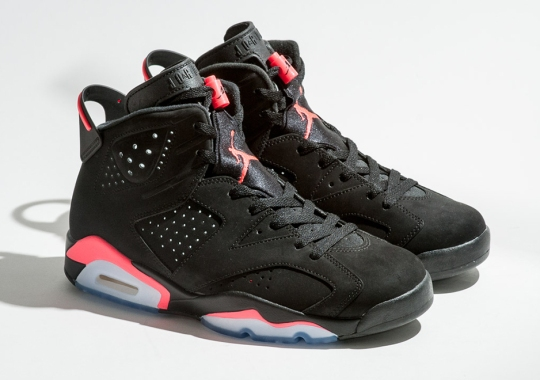 """Is The """"Infrared"""" The Best Air Jordan 6 Retro of 2014?"""