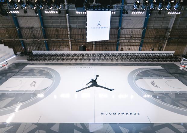 Jordan Brand Presents the #JordanHangar in Los Angeles