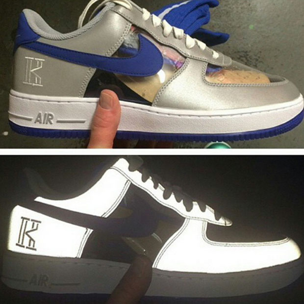 a250ec18be9e Kyrie Irving x Nike Air Force 1 Low QS