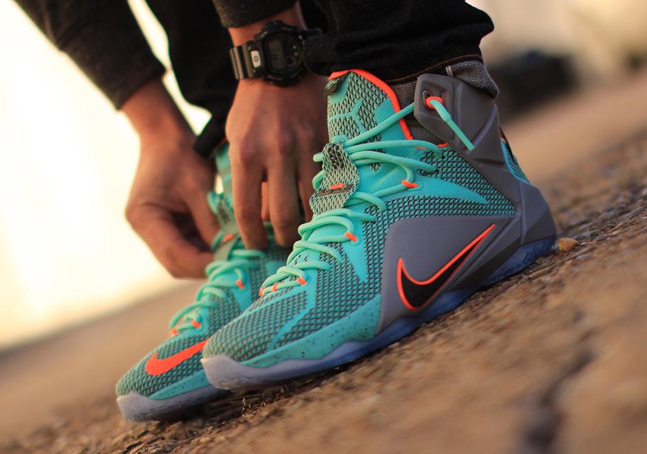 the latest 8398f 8969f Nike LeBron 12