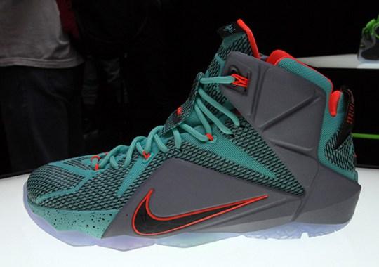 "Nike LeBron 12 ""NSRL"" Releasing This December"
