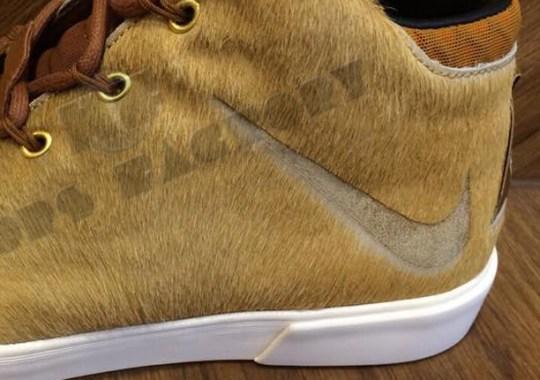 "Nike LeBron 12 NSW Lifestyle ""Lion's Mane"""
