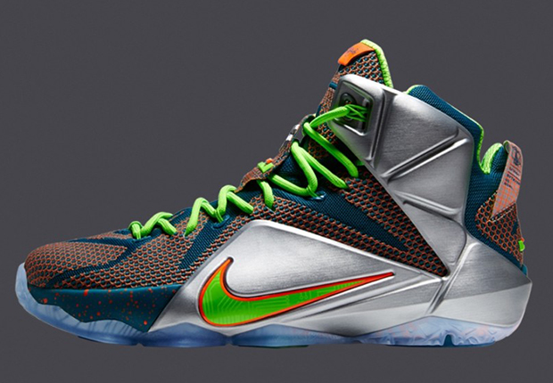 0a2b1fd44190 New Nike LeBron 12 Release Dates That You Need To Know - SneakerNews.com