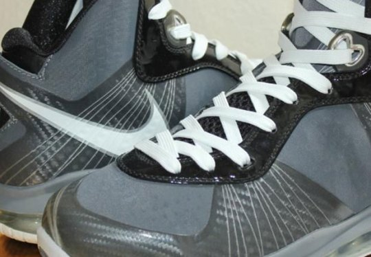 "Nike LeBron 8 ""Carbon Fiber"" Sample on eBay"