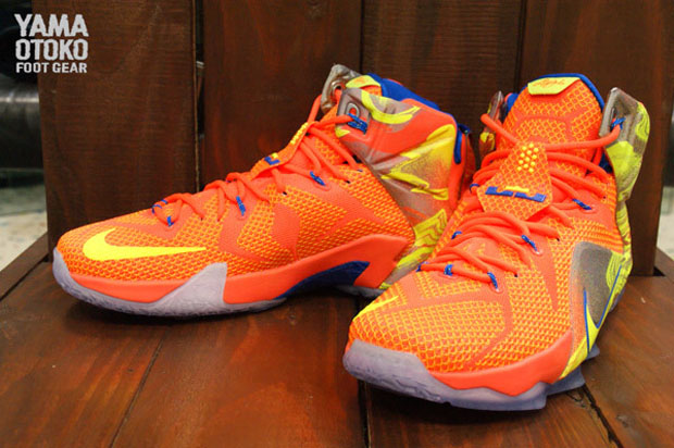 half off 2fbc7 56f7d quotMeridiansquot Nike LeBron 12 new