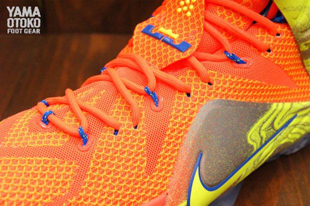 e91e0bf44d3c3 quot Meridiansquot Nike LeBron 12 well-wreapped - molndalsrev.se