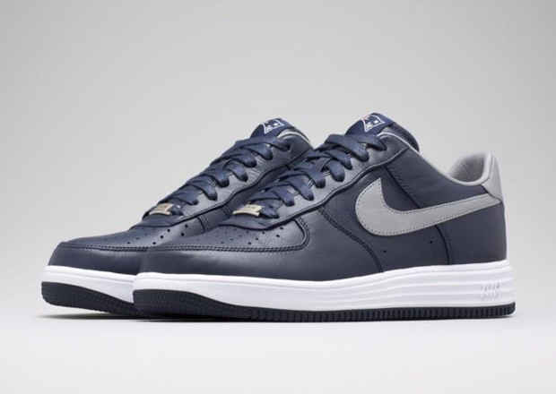 New England Patriots x Nike Lunar Force 1 Preview