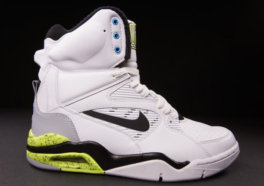 "Nike Air Command Force ""Citron"" – Release Reminder"
