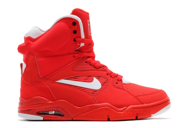 nike air command force university red white black wolf grey Nike Air Command Force Spring 2015 Preview