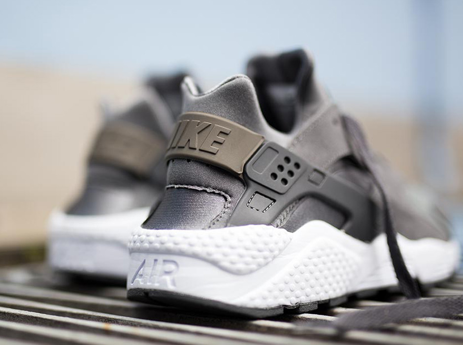c84088741d69 Nike Air Huarache - Cool Grey - Dark Dune - White - SneakerNews.com