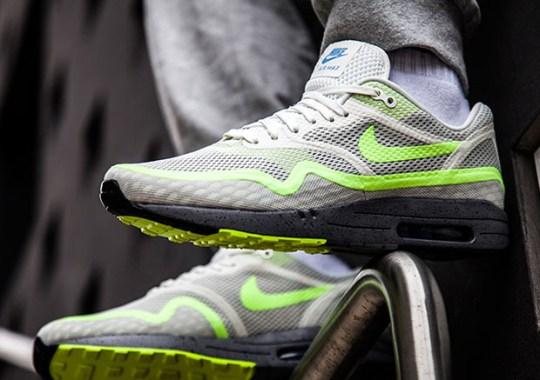 """Nike Air Max 1 Breathe """"Volt"""" Pack"""