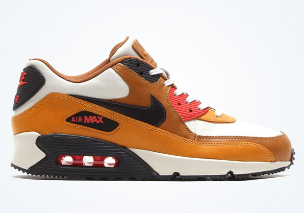 nike air max 90 brown