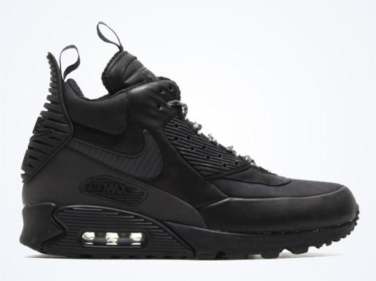 "Nike Air Max 90 Sneakerboot ""Blackout"""