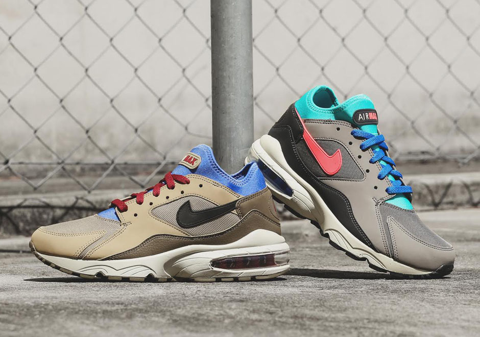 hot sale online d5982 2944a Nike Air Max 93 – November 2014 Releases
