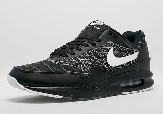 meet b6632 26f4a Nike Air Max Lunar1 Jacquard – Black – White