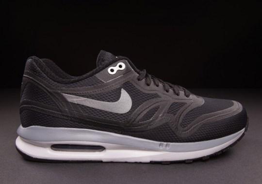 Nike Air Max Lunar1 WR – Black – Cool Grey – Available