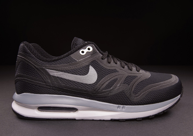 buy online abba4 51215 Nike Air Max Lunar1 WR – Black – Cool Grey – Available