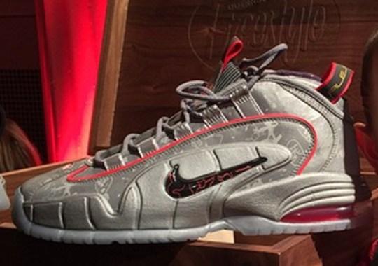 Nike Air Max Penny Doernbecher – Release Date