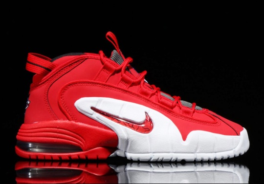 "Nike Air Max Penny ""University Red"" – Release Reminder"