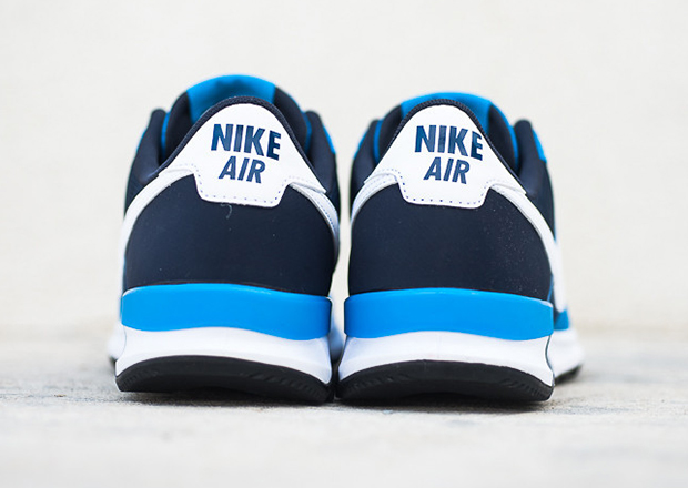 "wholesale dealer e67d0 0f8fe Ideal in a wide range of settings, check out the ""Photo"" Blue"" Air Pegasus  8330 below and pick up a pair now at Sneaker Politics."