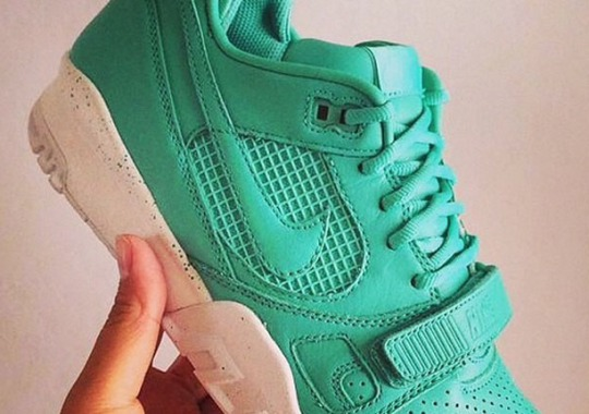 "Nike Air Trainer 2 Low ""Mint"""