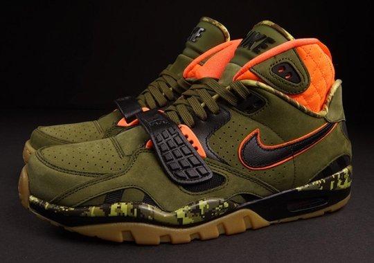 """Nike Air Trainer SC II High """"Bo And Arrows"""" – Arriving at Retailers"""