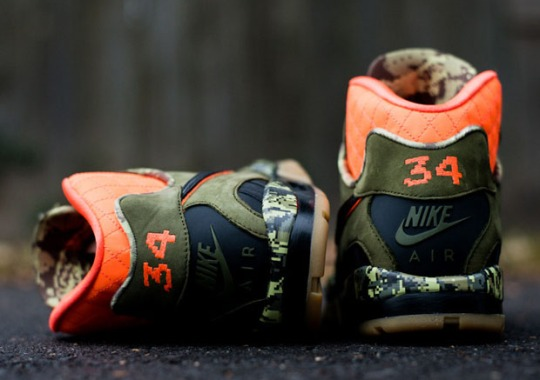 "Nike Air Trainer SC II High ""Bo And Arrows"" – Release Reminder"