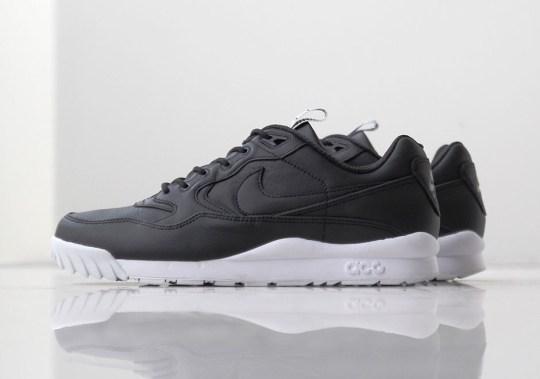 Nike Air Wildwood Premium – Black – White