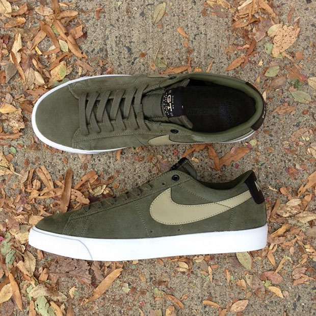 0fc69dfc91c0 Nike Blazer Low GT Grant Taylor - SneakerNews.com