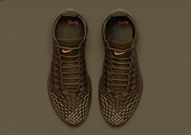 Nike Free Inneva Woven Tech Sequoia
