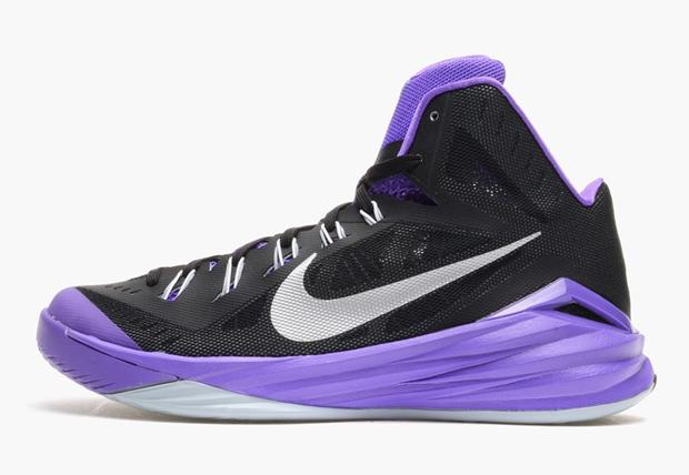 quality design 26323 25e17 Nike Hyperdunk 2014 – Black – Hyper Grape