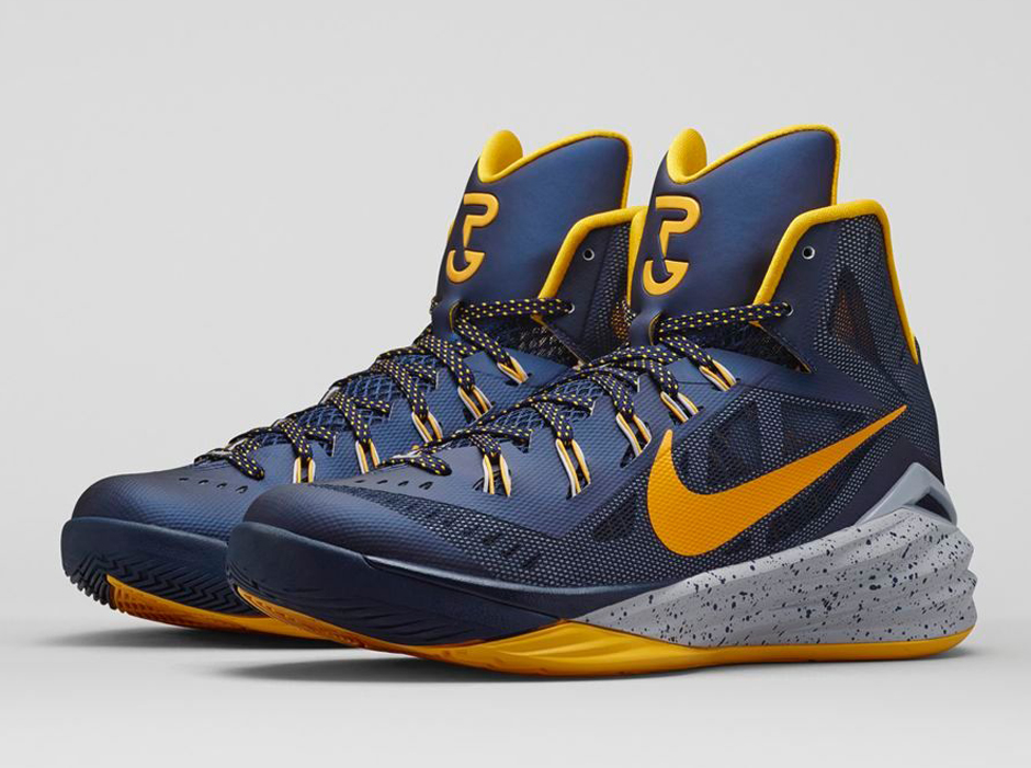 Paul george all star shoes
