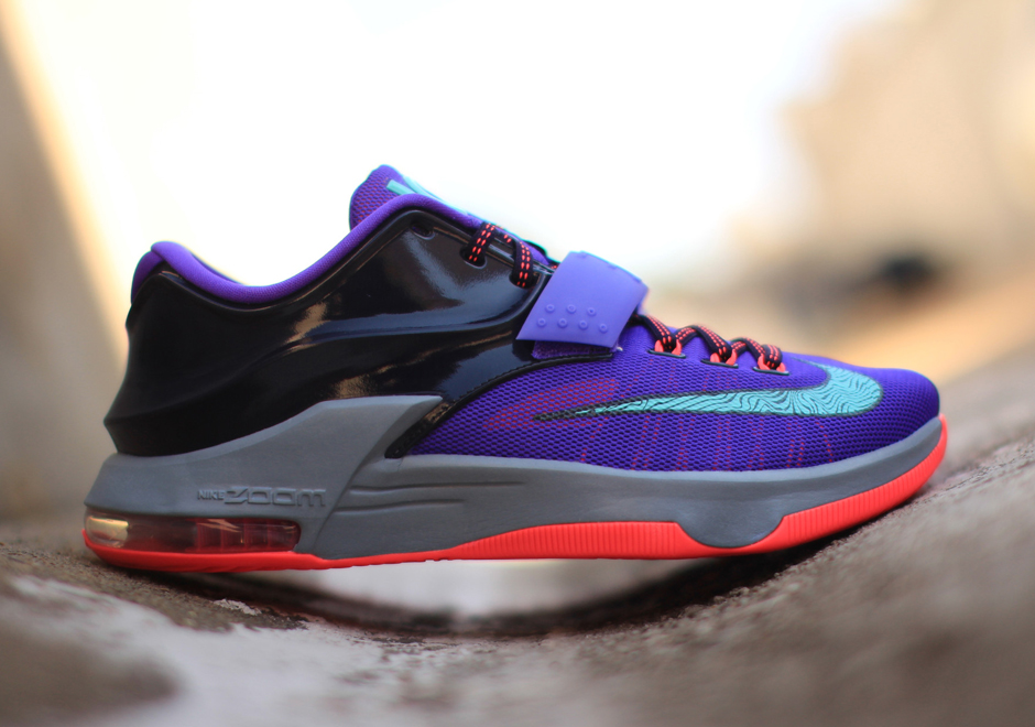 "Nike KD 7 ""Cave Purple"" - SneakerNews.com"