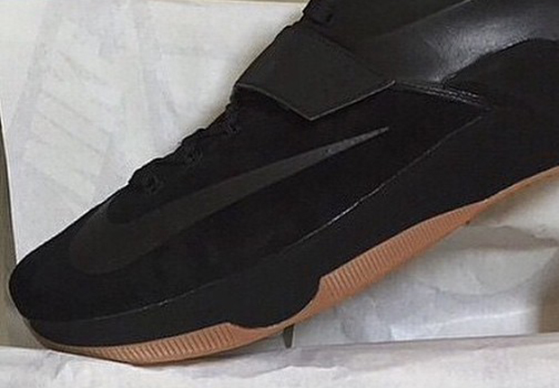 "Nike KD 7 EXT ""Black/Gum"""