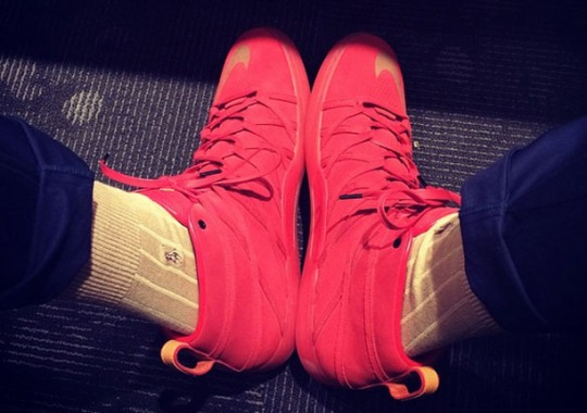"Nike KD 7 NSW Lifestyle ""Challenge Red"" – Release Date"